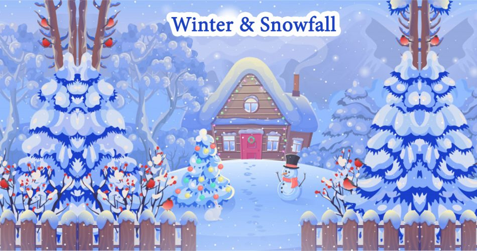 Epic Quotes, Wishes and Sayings About Winter & Snowfall